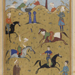 15th Century Polo Game