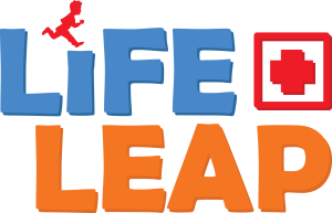 LifeLeap Game Logo
